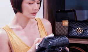 Tin sao Việt: Đào Bá Lộc phải bán túi hiệu để nuôi chồng