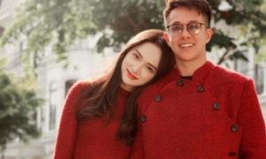 Hương Giang chính thức lên tiếng về tin đồn đã chia tay Matt Liu