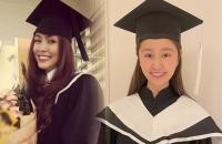 Hai chị đẹp vừa làm mẹ vừa làm sinh viên ngày càng hack tuổi đến khó tin
