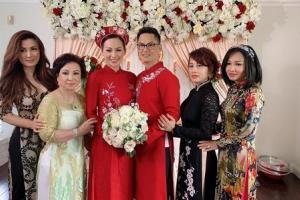 Em trai Trizzie Phương Trinh từng là chồng cũ ca sĩ Nguyễn Hồng Nhung tổ chức đám cưới lần 2