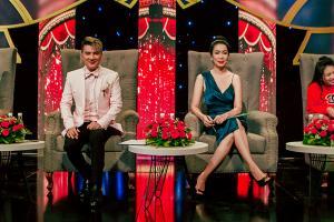 """Hoa hậu 13 tuổi, cao 1,72m ngồi chung """"ghế nóng"""" với Mr. Đàm, Phi Nhung là ai?"""