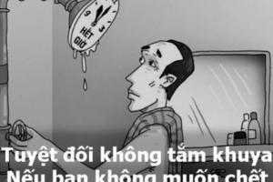 2 kiểu tắm gội mùa nóng nguy cơ đột quỵ cao gấp 10 lần, chuyên gia đánh giá người Việt phạm phải rất nhiều