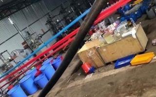 NÓNG: Triệt phá đường dây sản xuất ma túy khủng tới cả chục tấn